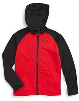 Under Armour Boy's Storm Armour Water Resistant Hoodie