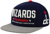 adidas Washington Wizards Chain Star Snapback Cap