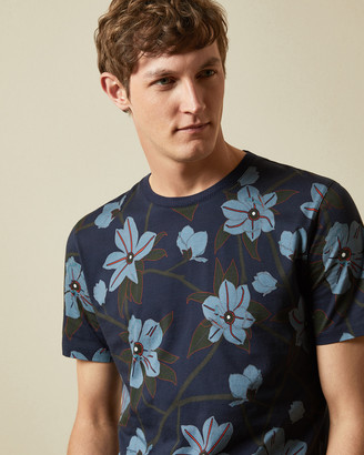 Ted Baker MERICAN Cotton printed T-shirt