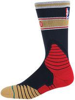 Stance Men's New Orleans Pelicans NBA Core Crew Socks