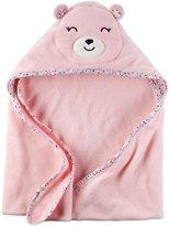 Carter's Hooded Towel - Little Lamb