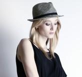 Anthony Peto Black/Beige Salvador Panama Hat