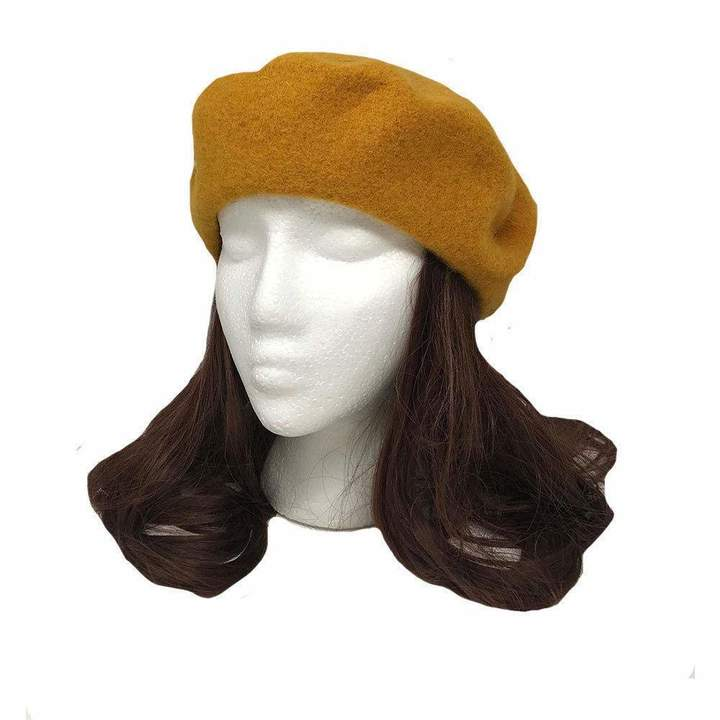 a3848589 Yellow Wool Hats For Women - ShopStyle Canada