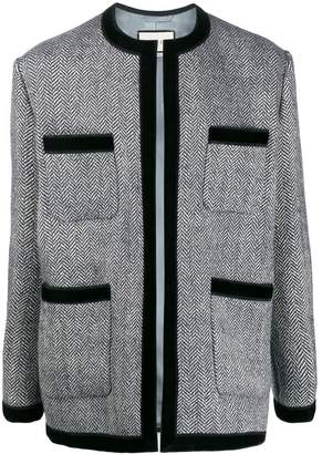 Gucci tweed lightweight jacket