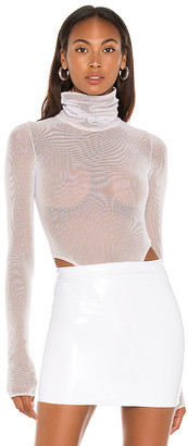 LaQuan Smith X REVOLVE Mesh Bodysuit