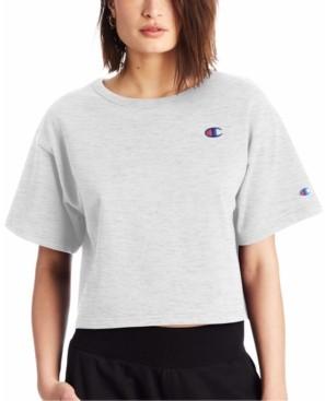 Champion Heritage Cropped T-Shirt