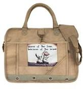 Vintage Addiction Home Of The Free Laptop/messenger Bag.