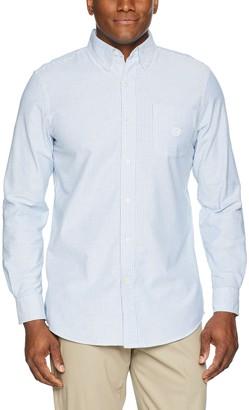 Chaps Men's Classic Fit Stretch Shirt