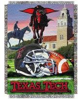 NCAA Texas Tech Raiders Home Field Advantage College Throw