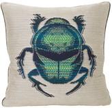ferm LIVING Salon Beetle Cotton Pillow