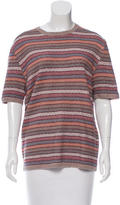 Missoni Striped Linen Top
