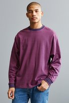 Urban Outfitters Vincent Drop Shoulder Long Sleeve Tee