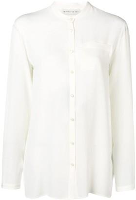 Etro Mandarin collar shirt