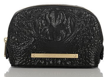 Brahmin Tina Cosmetic Bag Black Melbourne