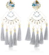 Mercedes Salazar Petit Aretes Fiesta Earrings