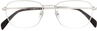 David Beckham Full-Rim Square-Frame Glasses
