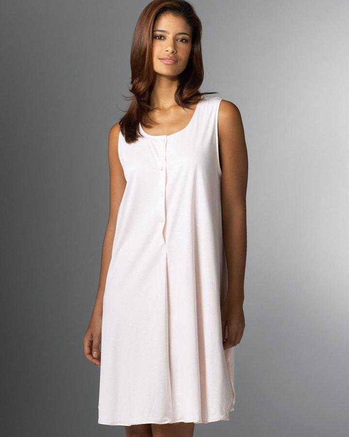 Hanro Signature Swing Gown