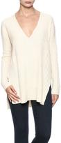 Lush V-Neck Sweater