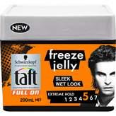 Schwarzkopf Taft Full On Freeze Jelly 200 mL
