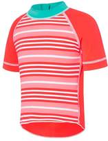 Speedo Toddler Girls Stripey Sun Top