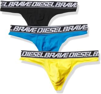 Diesel Men's Umbr-STRINGTHREEPACK Underpants