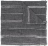 Brunello Cucinelli striped scarf - women - Polyester/Cupro/Cashmere - One Size