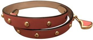 Bvlgari Diva's Dream Pink Leather Bracelets