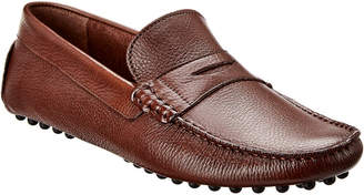 Rush by Gordon Rush Leather Penny Loafer