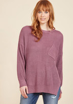 ModCloth Slouchy Sensation Sweater in S