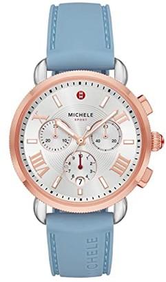 Michele Sport Sail Watch (Blue) Watches