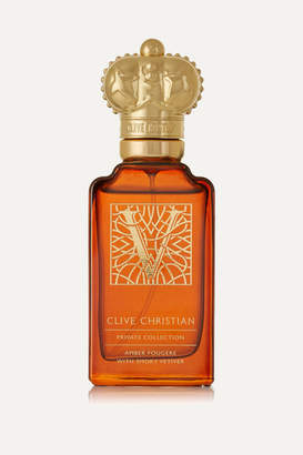 Clive Christian Private Collection V - Amber Fougere Masculine Perfume, 50ml