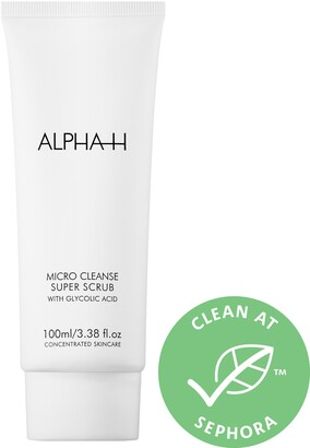 Alpha-h Micro Super Scrub with 12% Glycolic Acid