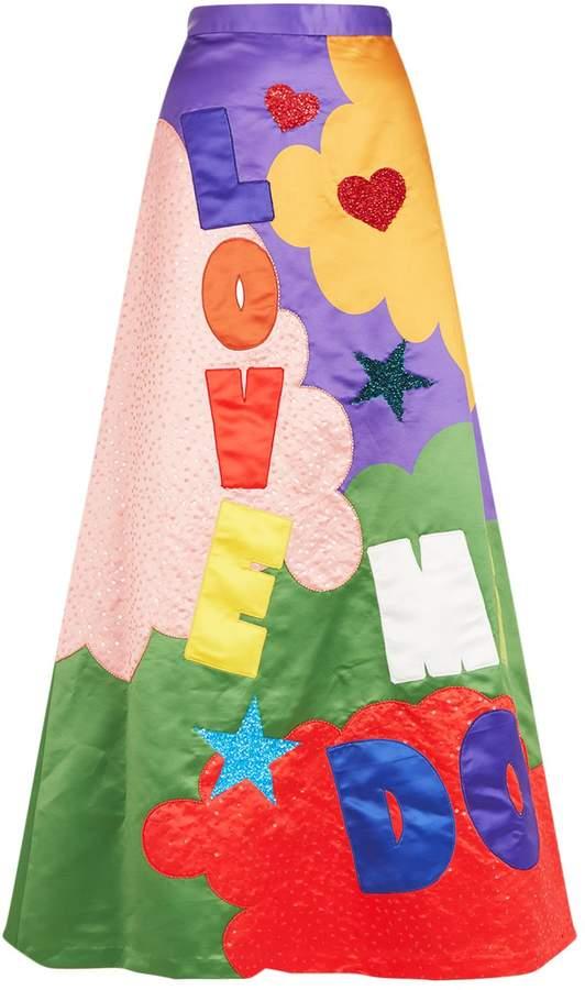 Alice + Olivia Ursula Ball Gown Skirt
