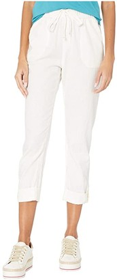 Roxy On The Seashore (Snow White) Women's Casual Pants