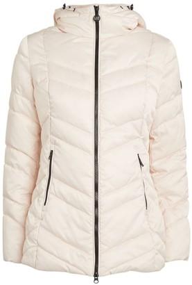 Giorgio Armani Padded Shield Jacket