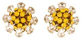 Dolce & Gabbana Floral Crystal Earring