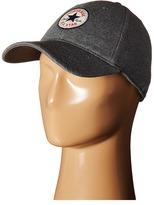 Converse Fleece Core Precurved Baseball Cap