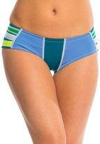Cynthia Rowley Women's 0.5mm Scallop Trim Hipster Bikini Bottom 8137639