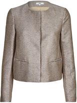 Noa Noa Gold Shimmer Jacket