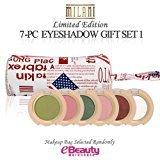 Milani 7PC GIFT SET Eye Shadow, Eyeshadows (SET1)