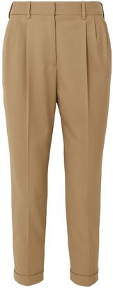 Nili Lotan Montana Wool-blend Tapered Pants