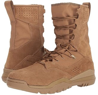 Nike SFB Field 2 8'' Leather (Coyote/Coyote) Men's Boots