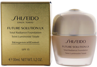 Shiseido 1.2Oz 2 Neutral Future Solution Lx Total Radiance Foundation Spf 15