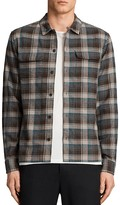 AllSaints Maitland Slim Fit Button-Down Shirt