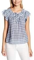 Mexx Women's Blouse - Blue