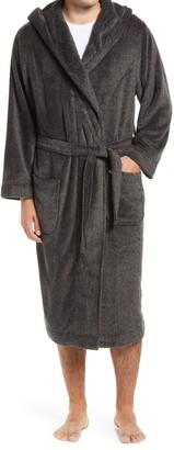 Nordstrom Hooded Fleece Robe