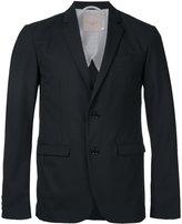 Factotum classic blazer - men - Wool/Polyester - 44