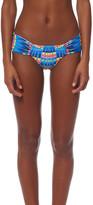 Mara Hoffman Ruched Side Bikini Bottom