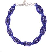 Etro Bead and stone-embellished necklace