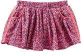 Osh Kosh 2-Piece Confetti Print Skirt
